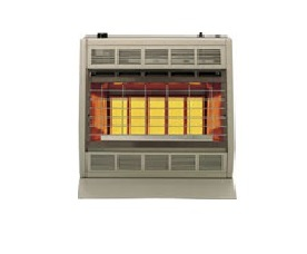 Empire Vent-Free Space Heater - Infrared